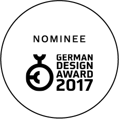 Nominated For a German Design Award