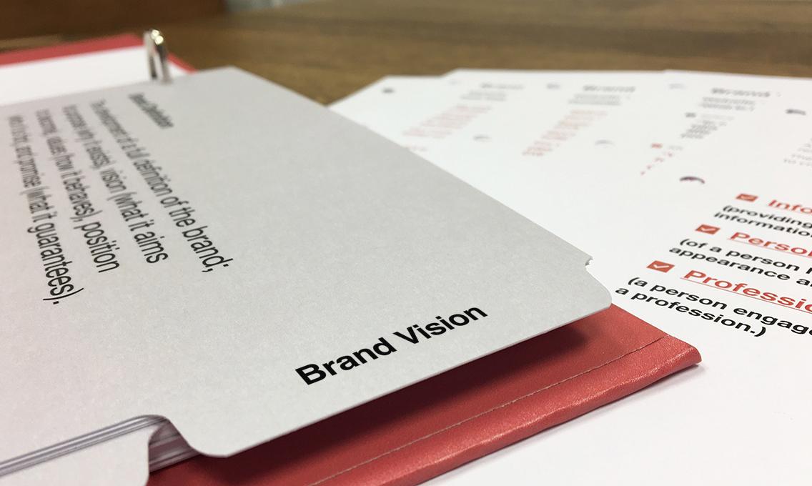 Brand Vision Workshop