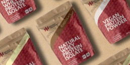 Natural Nutrients Packaging Design